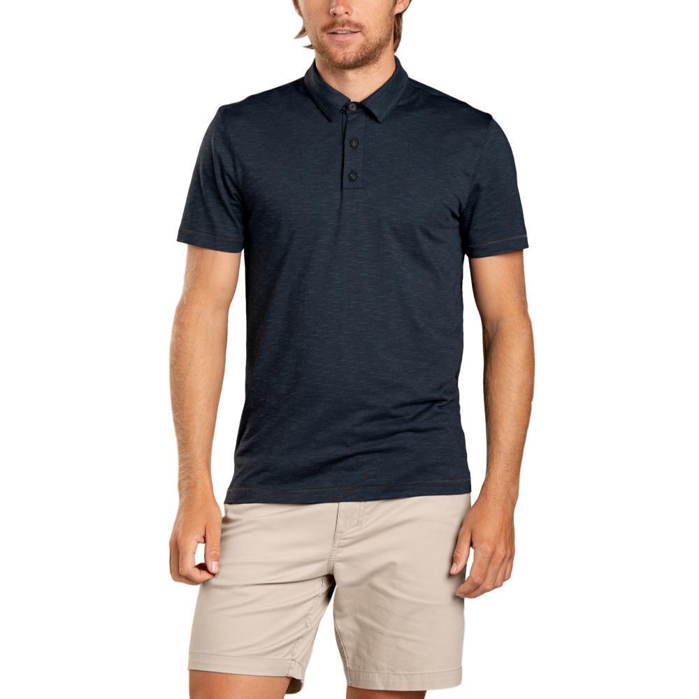 Toad&Co Men's Tempo Short Sleeve Polo NAVY_414
