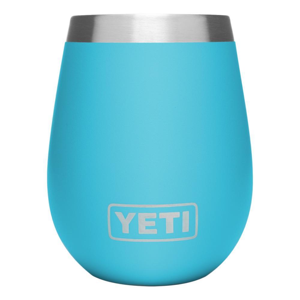 YETI Rambler 10oz Wine Tumbler REEF_BLUE