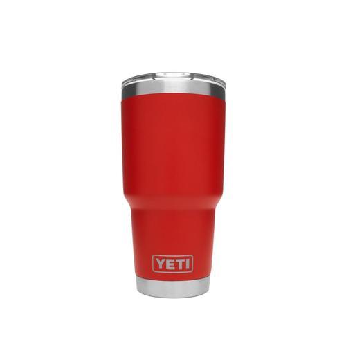 YETI Rambler 30oz Tumbler Canyon_red