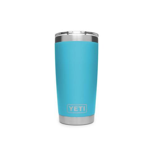 YETI Rambler 20oz Tumbler Reef_blue