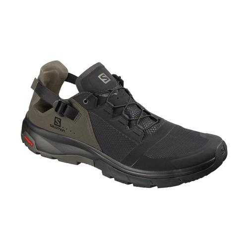 Salomon Men's Techamphibian 4 Water Shoes Blk.Belg.Cgry