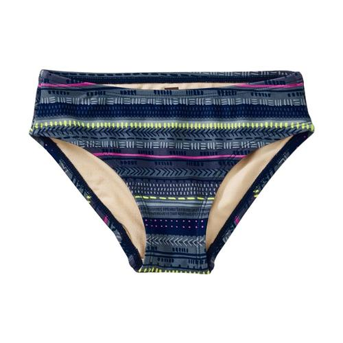 Tea Collection Girls Printed Bikini Bottom Seabreeze