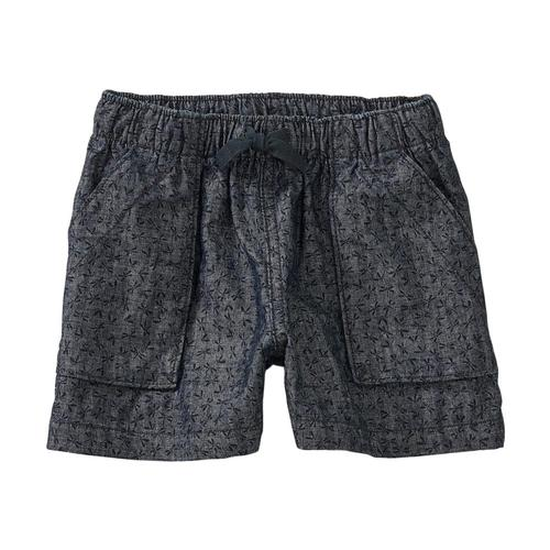Tea Collection Girls Dragonfly Ditsy Pull-On Shorts Dragonfly