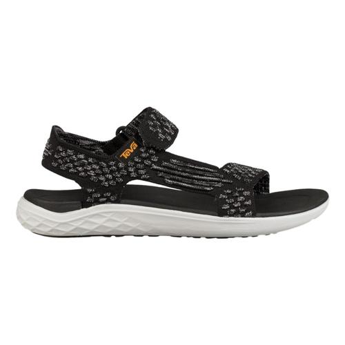 Teva Women's Terra-Float 2 Knit Evolve Sandals Black_blk