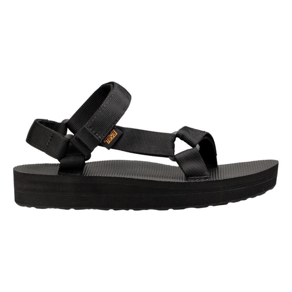 Teva Women's Midform Universal Sandals BLACK_BLK