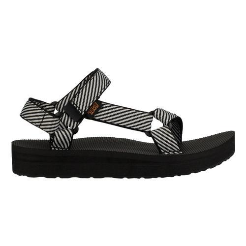 Teva Women's Midform Universal Sandals Csblk_csbk