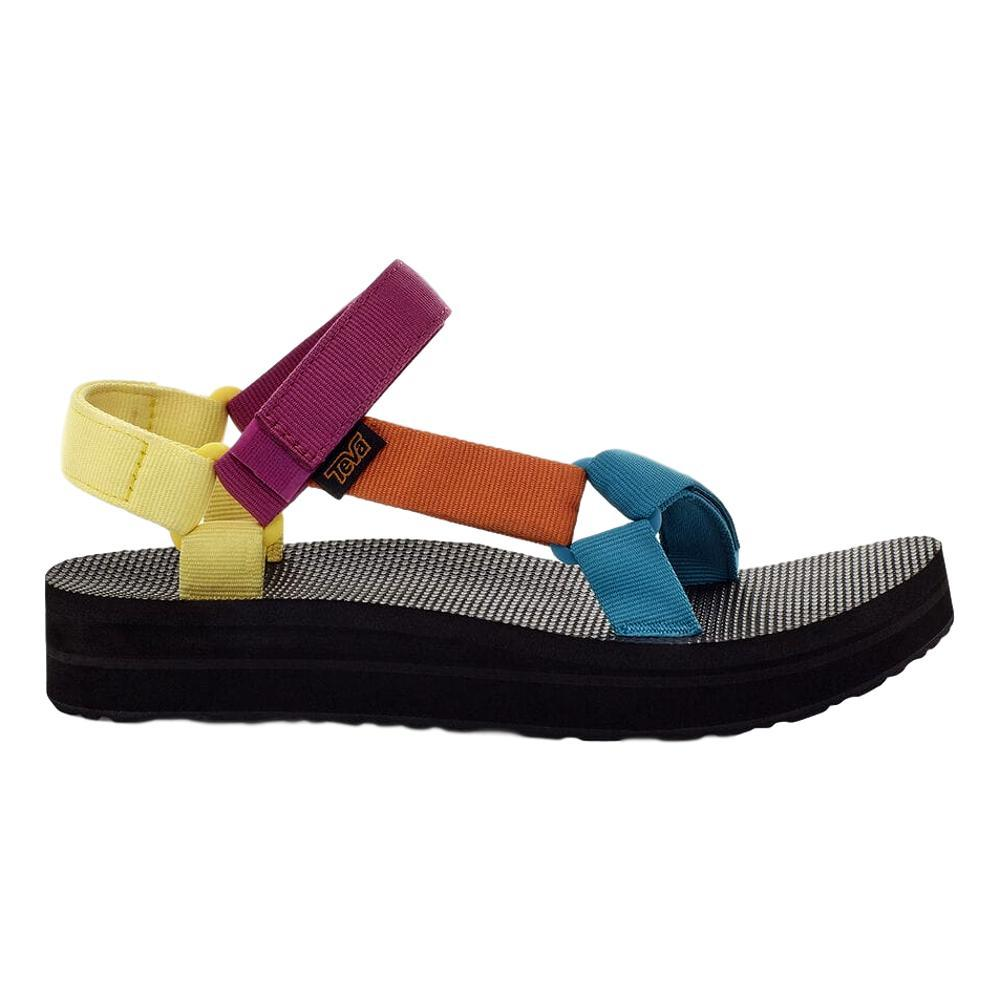 Teva Women's Midform Universal Sandals RETRMULT_RTML