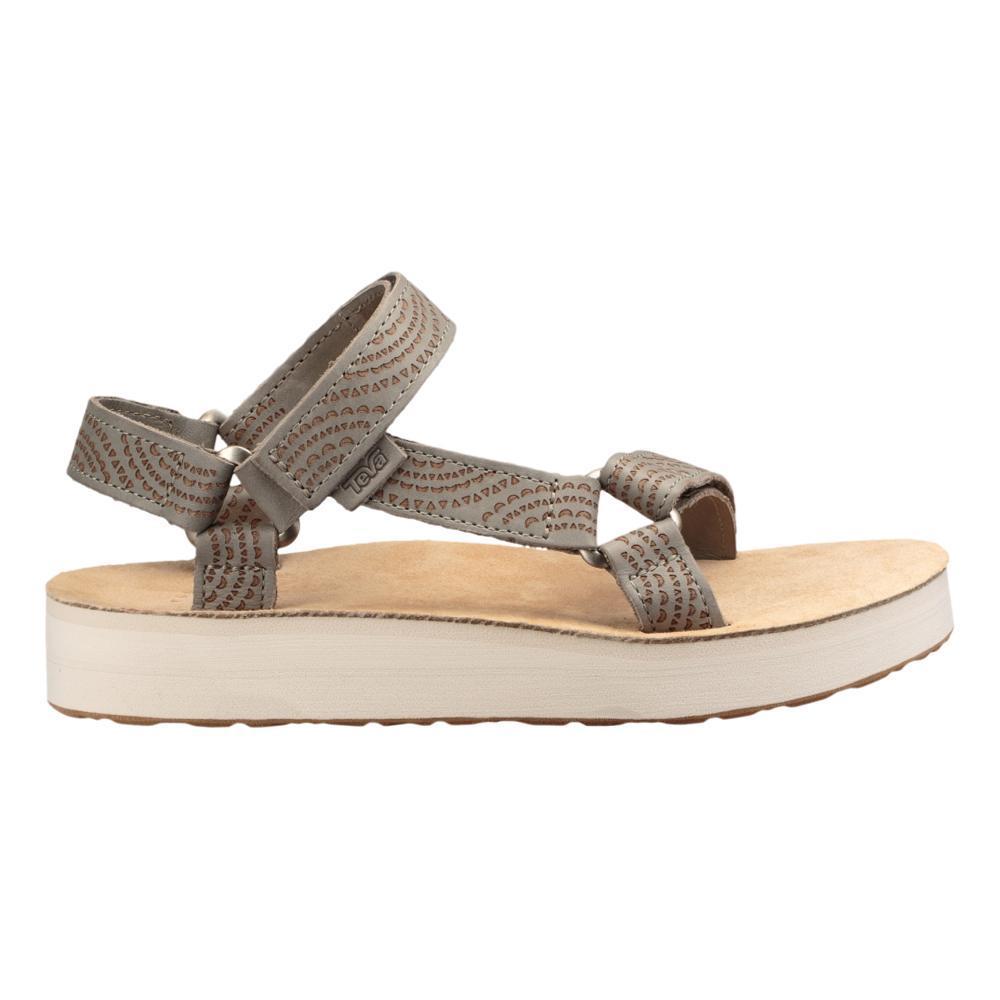 Teva Women's Midform Universal Geometric Sandals TAN_DTS