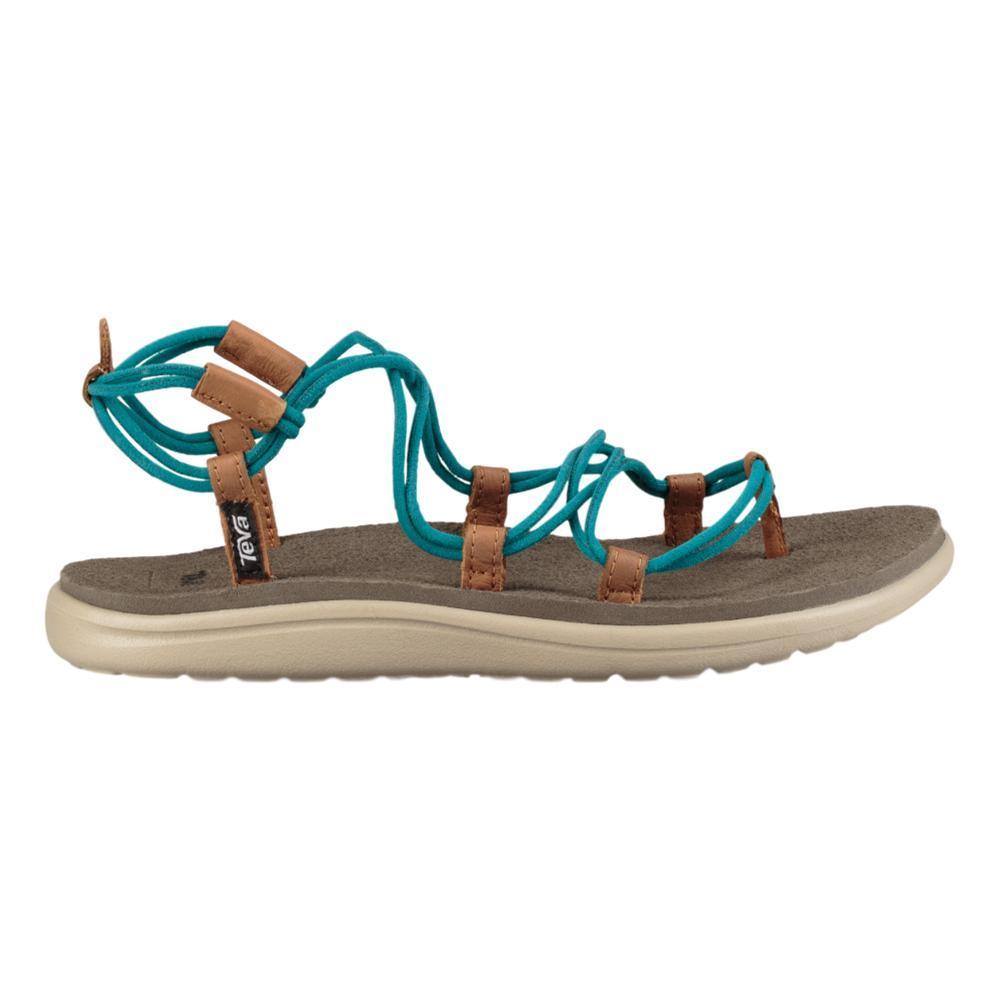 Teva Women's Voya Infinity Sandals DPLAK_DLK