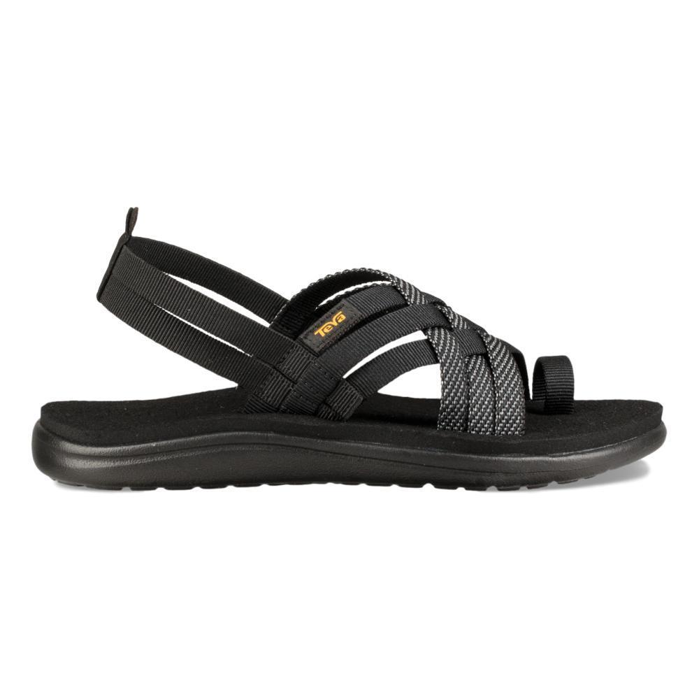 Teva Women's Voya Strappy Sandals HRBLK_HBK