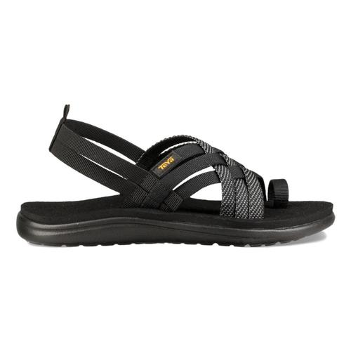 Teva Women's Voya Strappy Sandals Hrblk_hbk