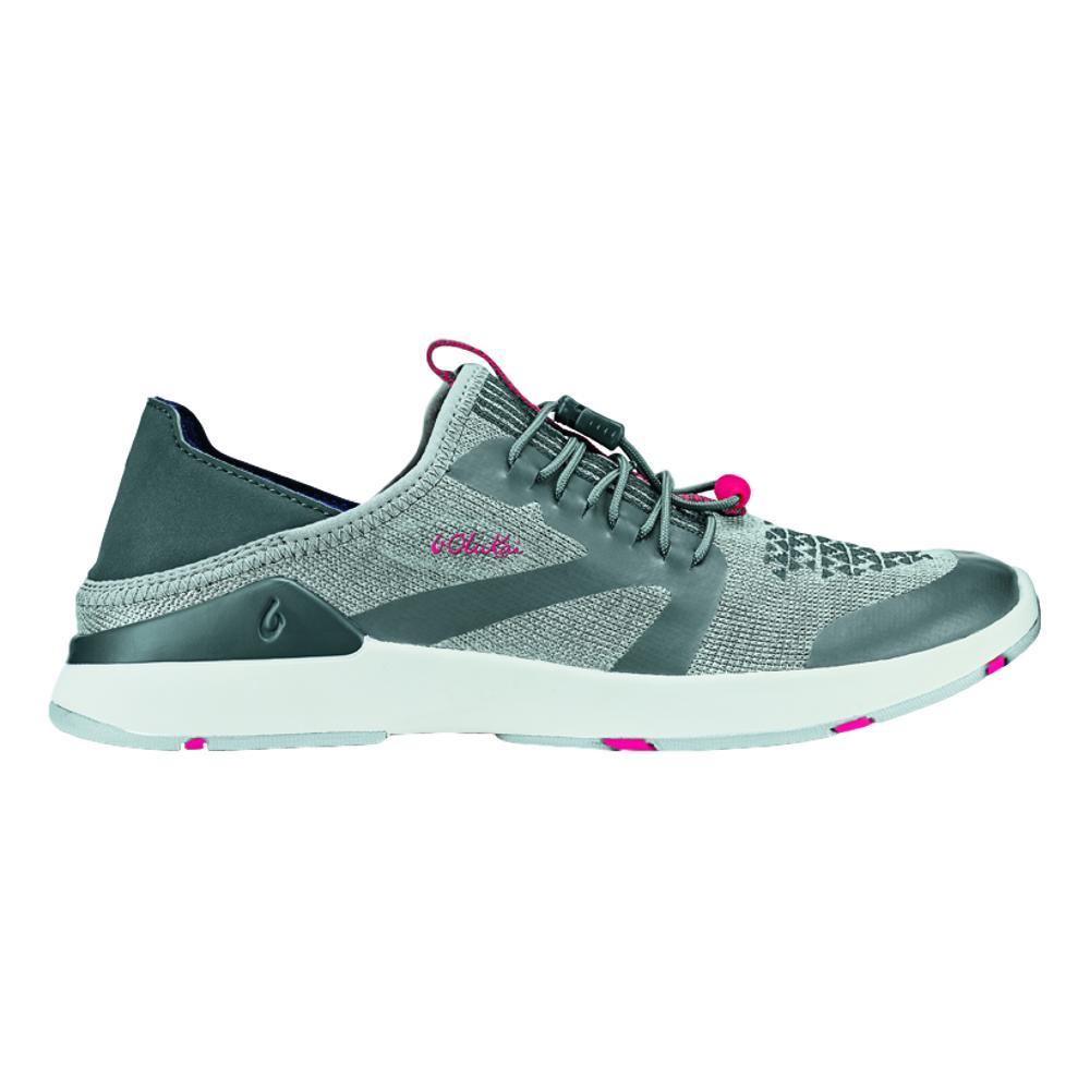 OluKai Women's Miki Trainer Shoes PLGRY_PG25