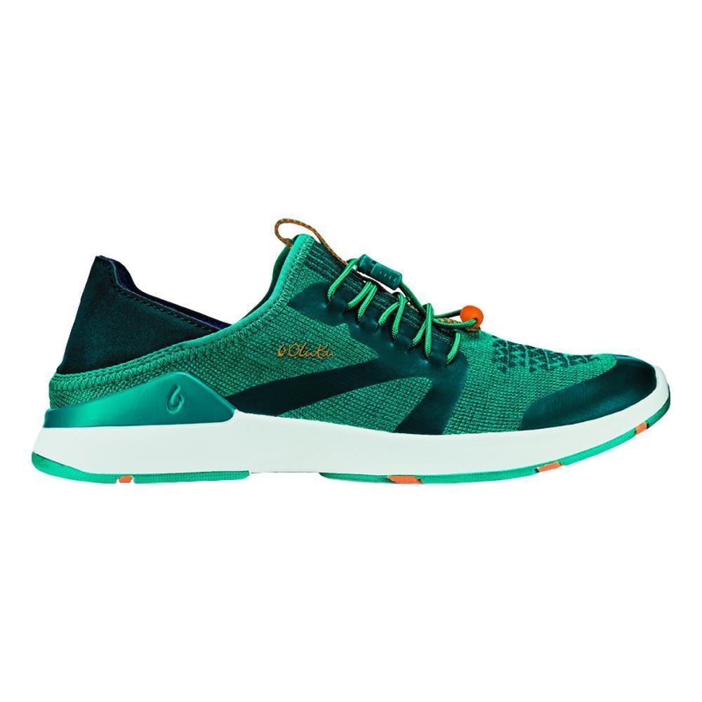 OluKai Women's Miki Trainer Shoes TBLU.TEL_3X3T