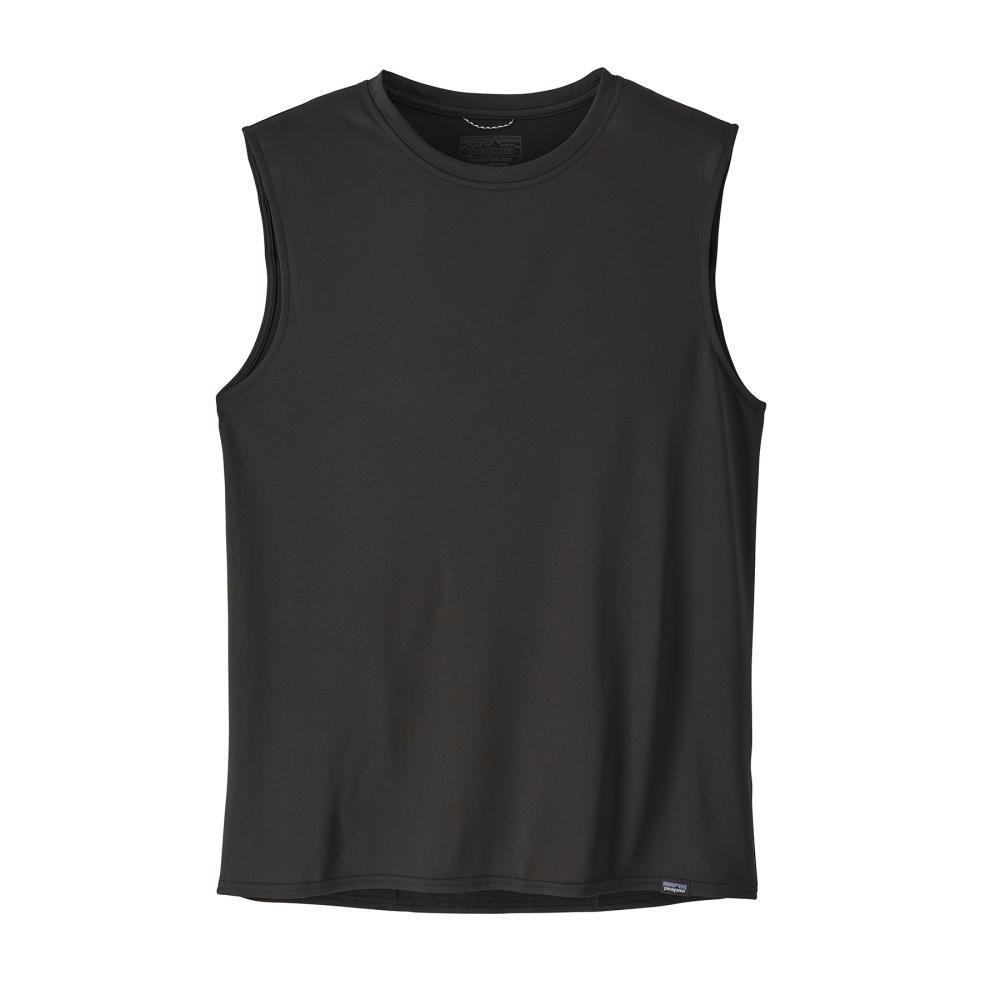 Patagonia Men's Sleeveless Capilene Cool Daily Shirt BLK