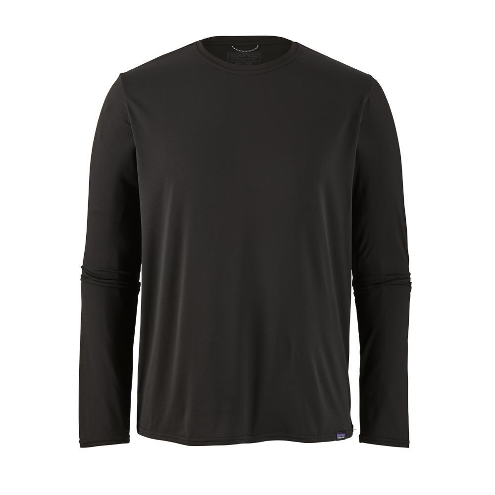 Patagonia Men's Long Sleeved Capilene Cool Daily Shirt BLK