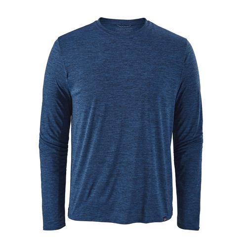 Patagonia Men's Long Sleeved Capilene Cool Daily Shirt Vknx