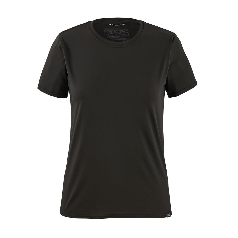 Patagonia Women's Capilene Cool Daily Shirt BLK