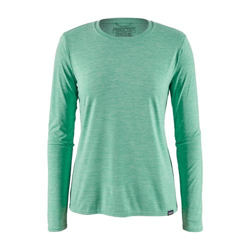 Patagonia Women's Long Sleeved Capilene Cool Daily Shirt Vjlx