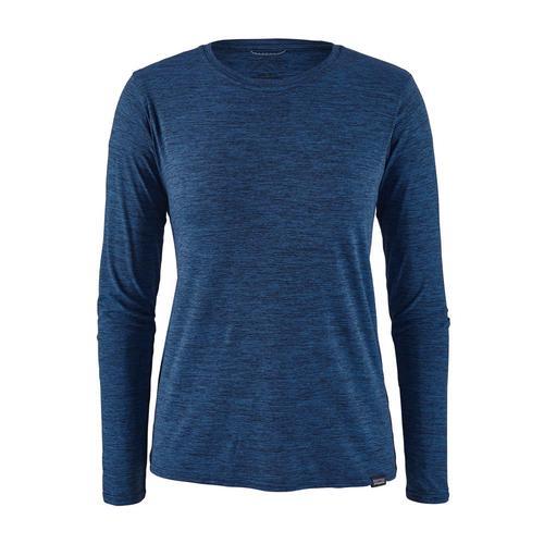 Patagonia Women's Long Sleeved Capilene Cool Daily Shirt Vknx