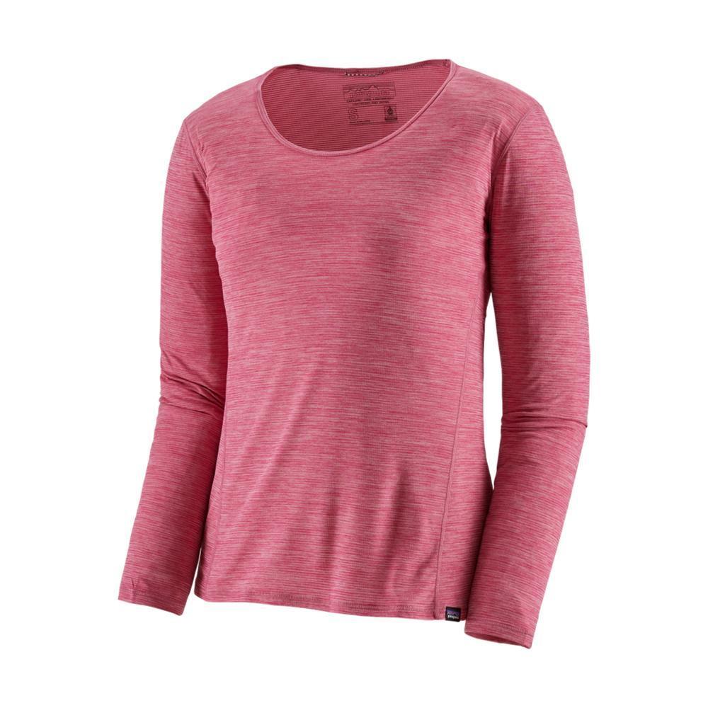 Patagonia Women's Long Sleeved Capilene Cool Lightweight Shirt CFTP