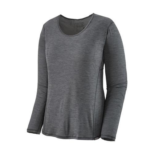 Patagonia Women's Long Sleeved Capilene Cool Lightweight Shirt Smblu_sblx