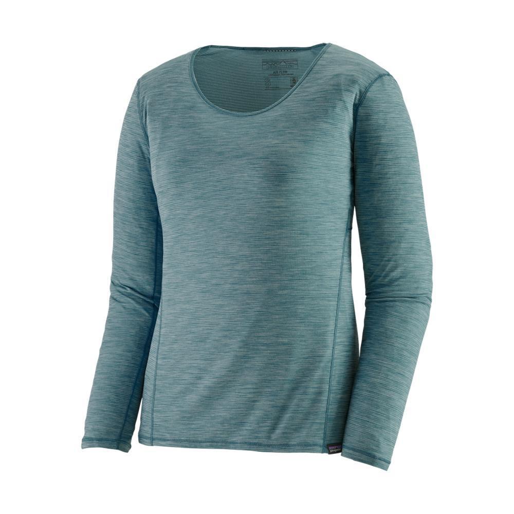 Patagonia Women's Long Sleeved Capilene Cool Lightweight Shirt TATE