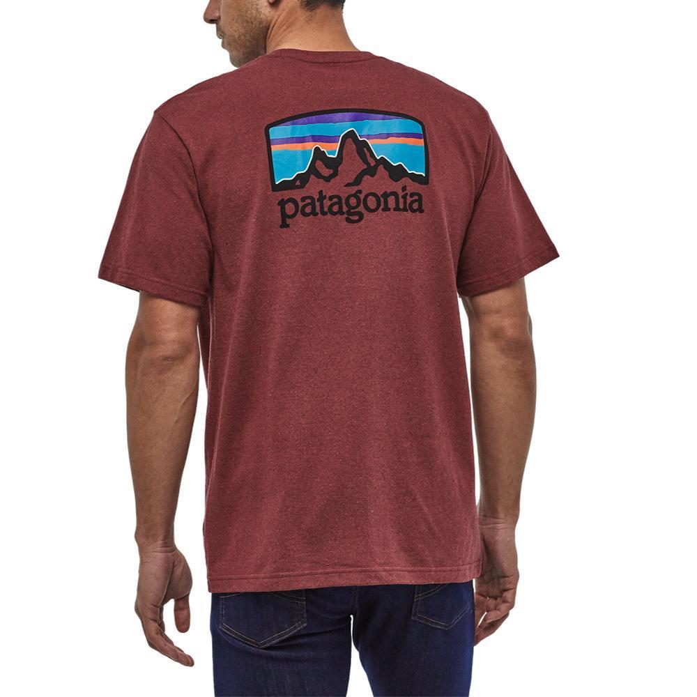 Patagonia Men's Fitz Roy Horizons Responsibili-Tee OXDR