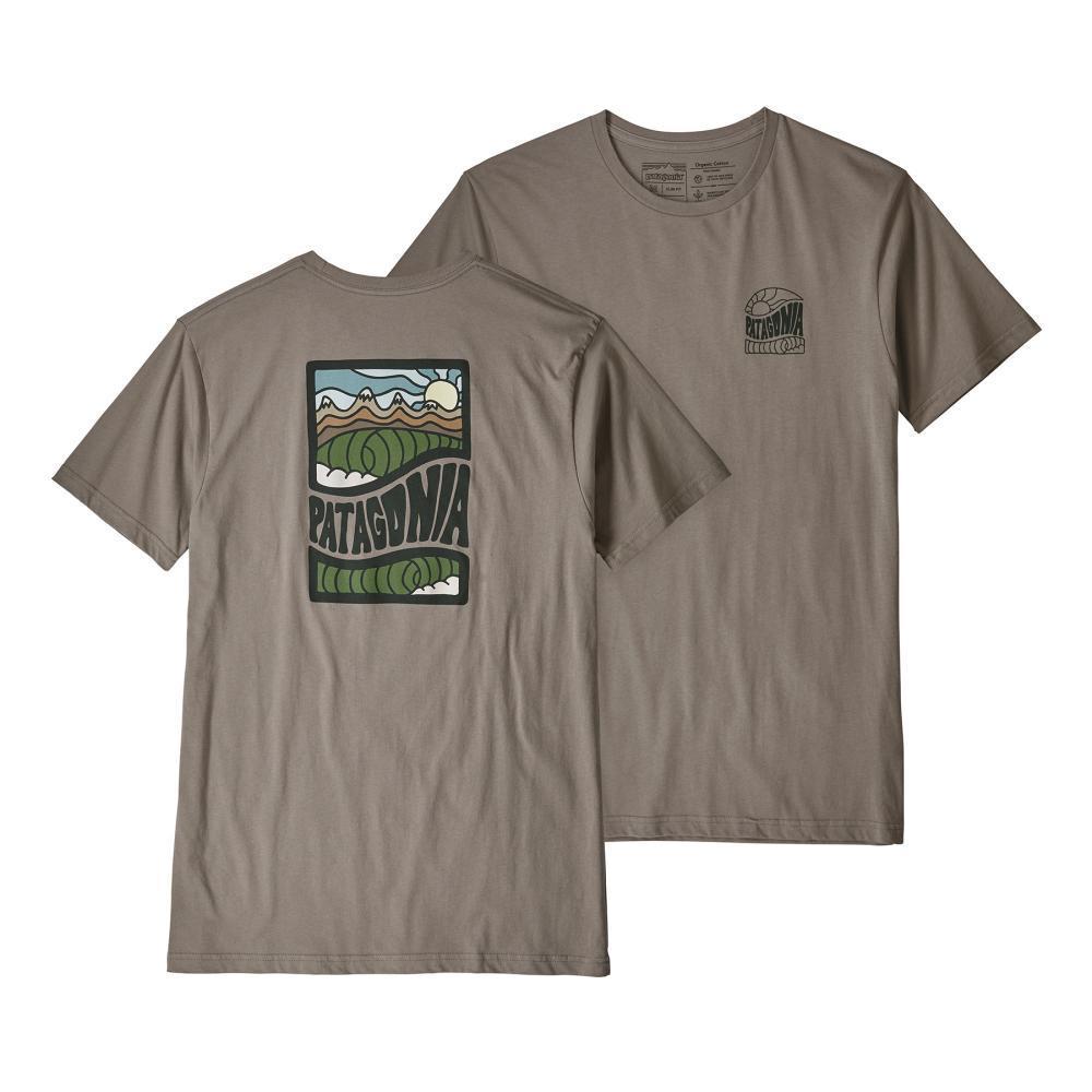 Patagonia Men's Cosmic Peaks Organic T-Shirt FEA