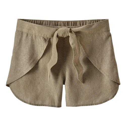 Patagonia Women's Garden Island Shorts Wwmg_grey