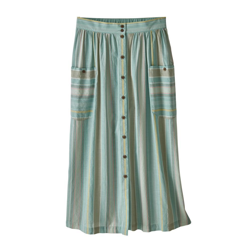 Patagonia Women's Lightweight A/C Skirt SUDB_BLUE