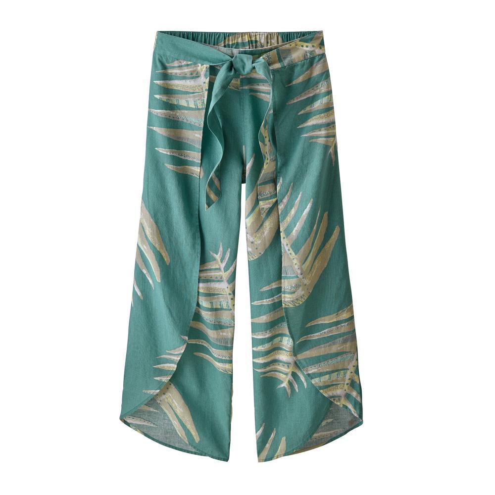Patagonia Women's Garden Island Pants PODB_BLUE