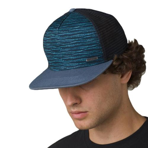prAna Men's Vista Trucker Hat Nauticalsa