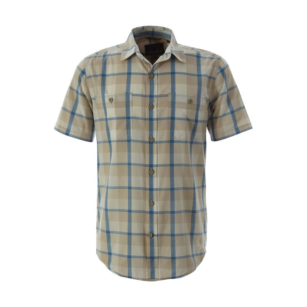Royal Robbins Men's Point Lobos Short Sleeve Shirt LTKHAKI