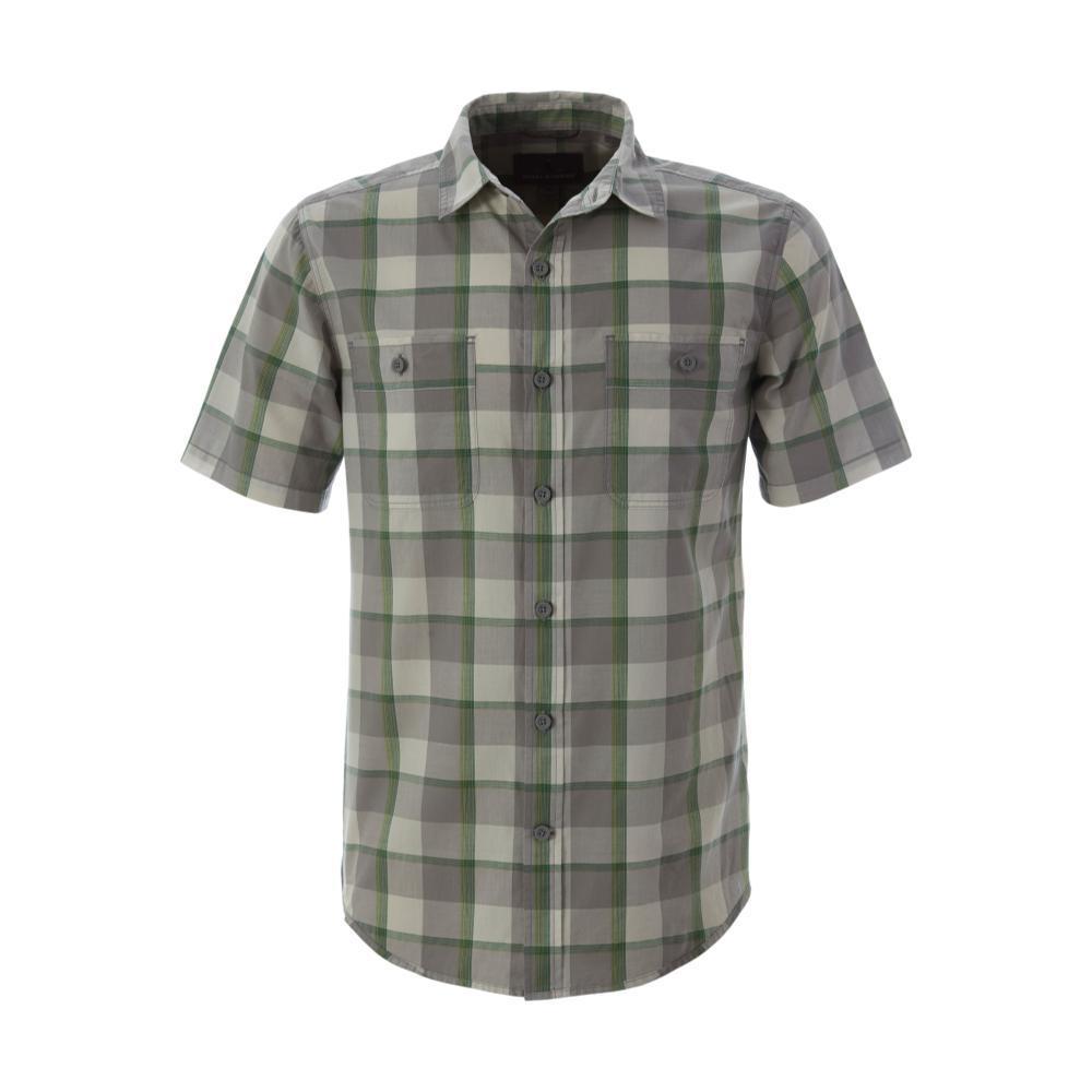 Royal Robbins Men's Point Lobos Short Sleeve Shirt LTPEWTER