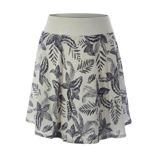 Royal Robbins Women's Cool Mesh Eco-Skirt II Creme