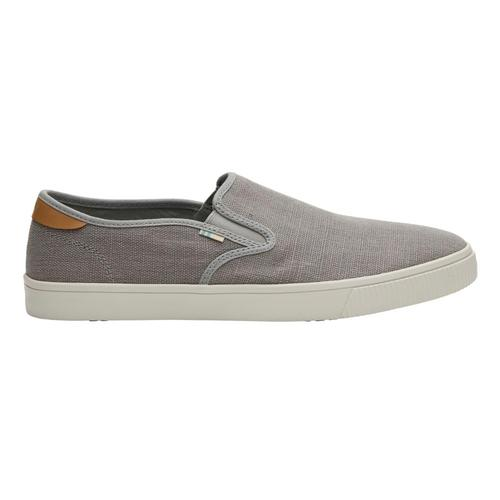 TOMS Men's Baja Slip-Ons Drzgry.Canv