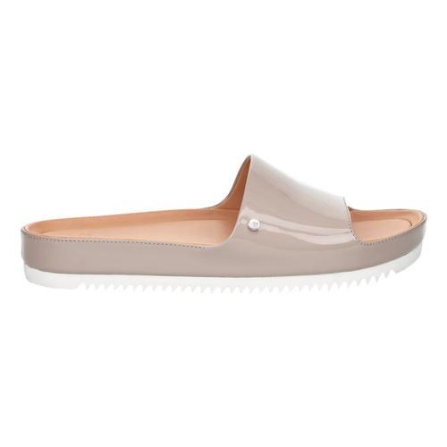 UGG Women's Jane Patent Slide Sandals Oystr_oys