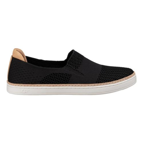 UGG Women's Sammy Slip-on Sneakers Blk_blk