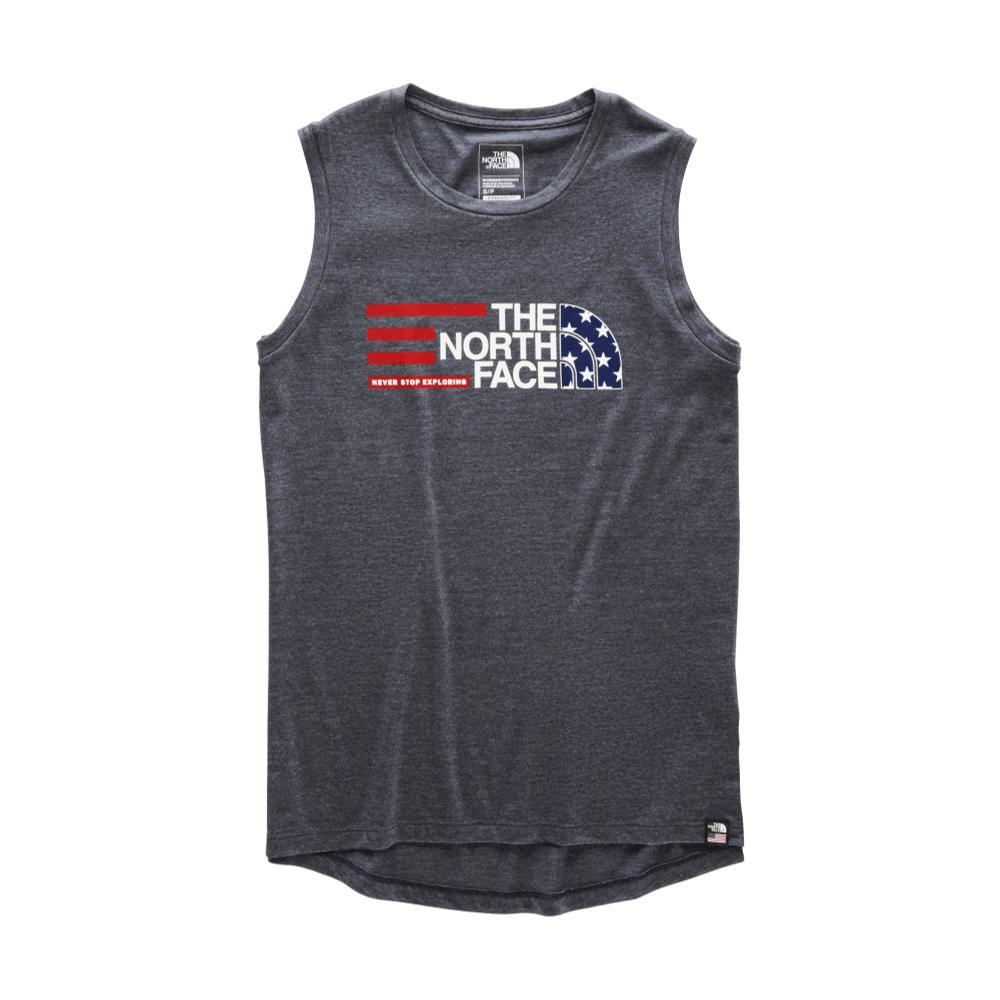 The North Face Women's Tri-Blend Muscle Tank NAVY_AVM