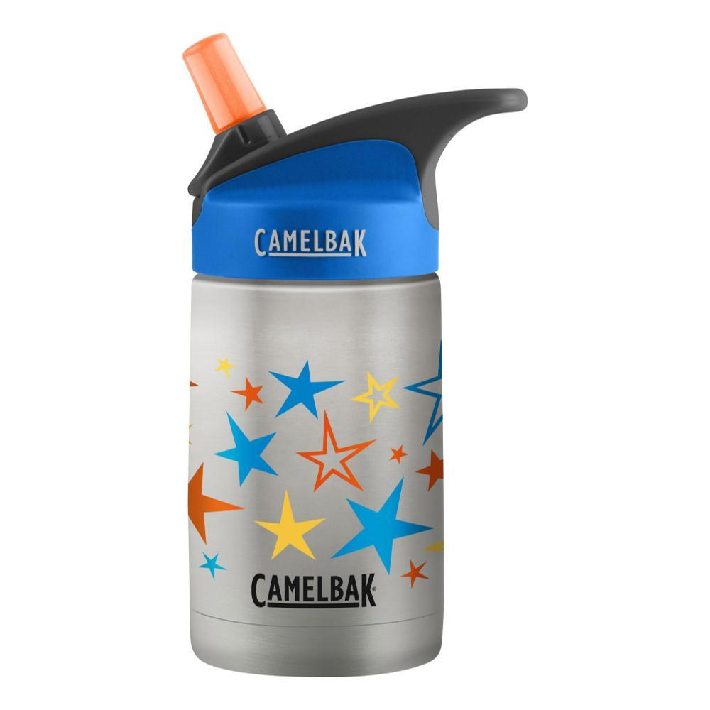 CamelBak Kids Eddy Vacuum Stainless 12oz Water Bottle RETROSTARS