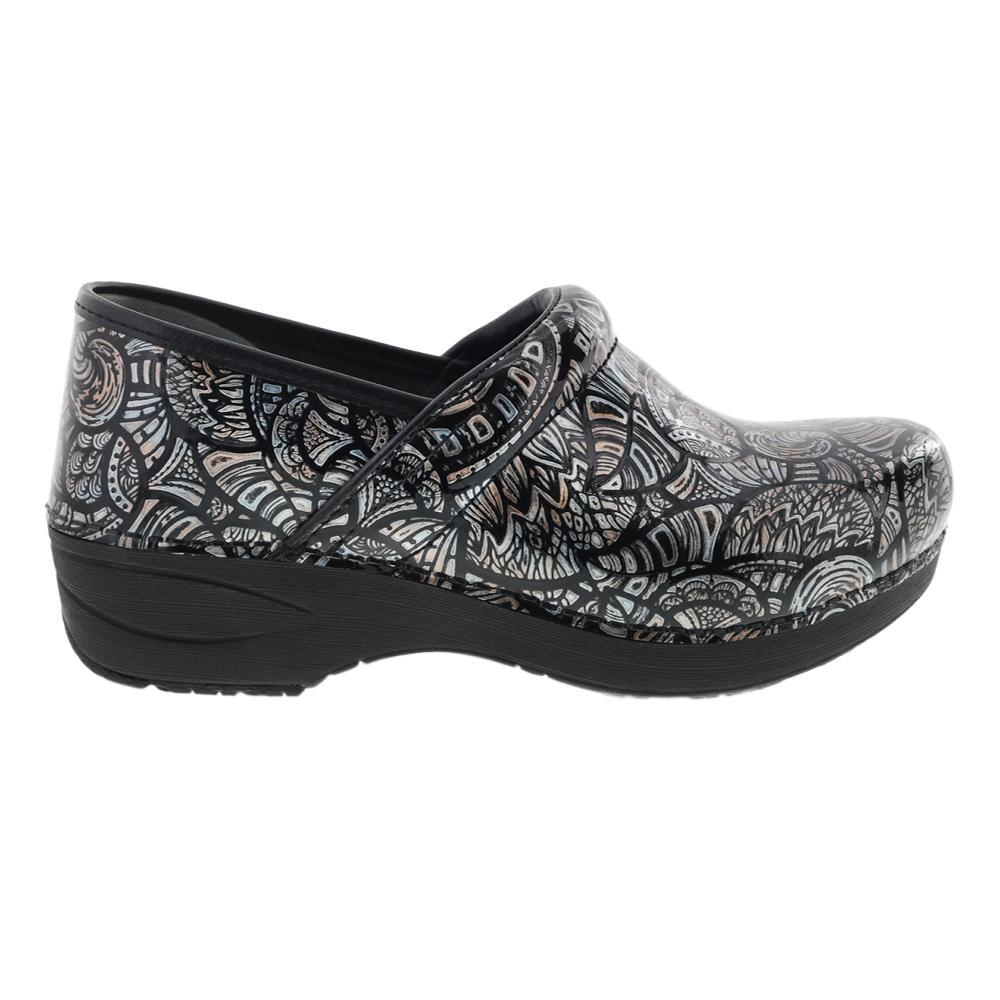 Dansko Women's XP 2.0 Clogs Fossilized Patent Clogs FOSSIL.PAT