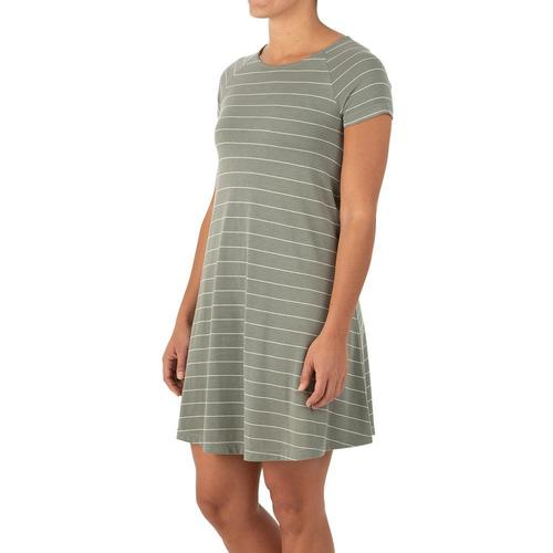 Free Fly Women's Bamboo Dockside Dress Sagebrush