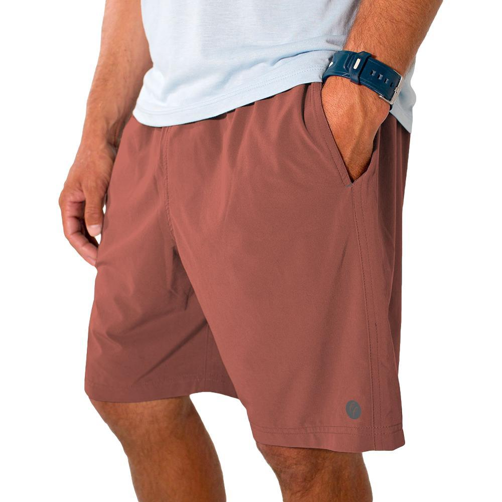 Free Fly Men's Breeze Shorts ADOBERED_106