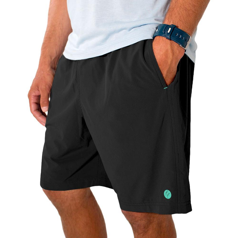 Free Fly Men's Breeze Shorts BLACK101