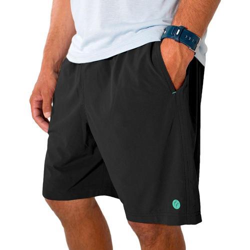Free Fly Men's Breeze Shorts Black101