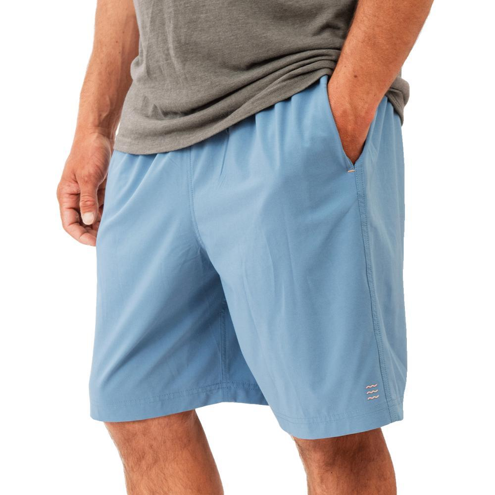 Free Fly Men's Breeze Shorts BLUE113
