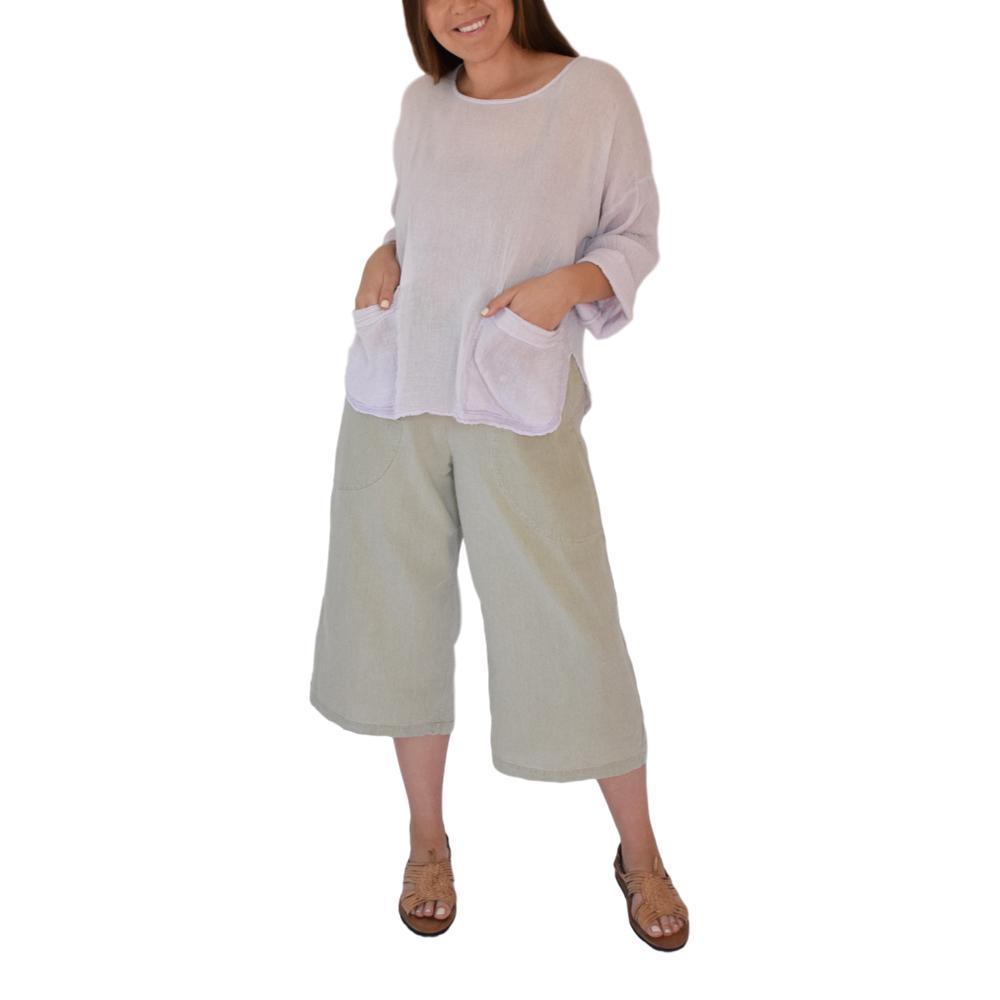Honest Cotton Women's Beach Pocket Tunic LILAC
