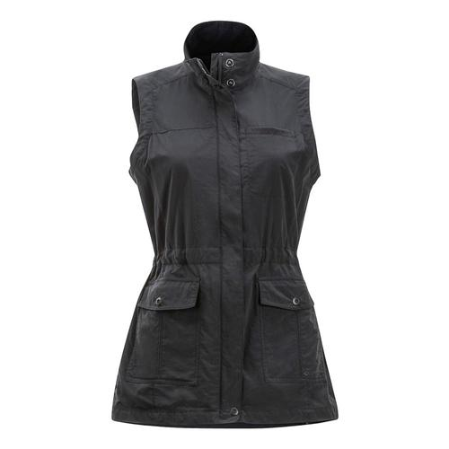 ExOfficio Women's Sol Cool FlyQ Vest Black
