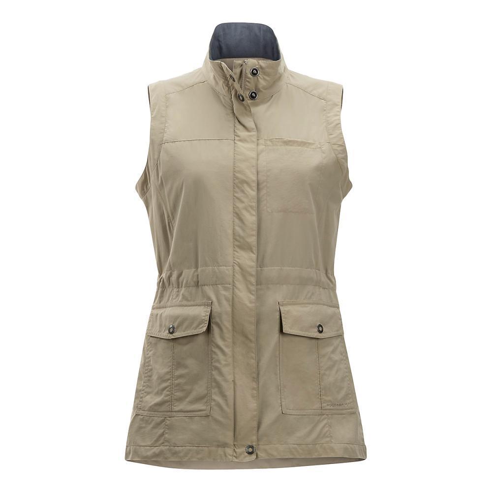 ExOfficio Women's Sol Cool FlyQ Vest TAWNEY