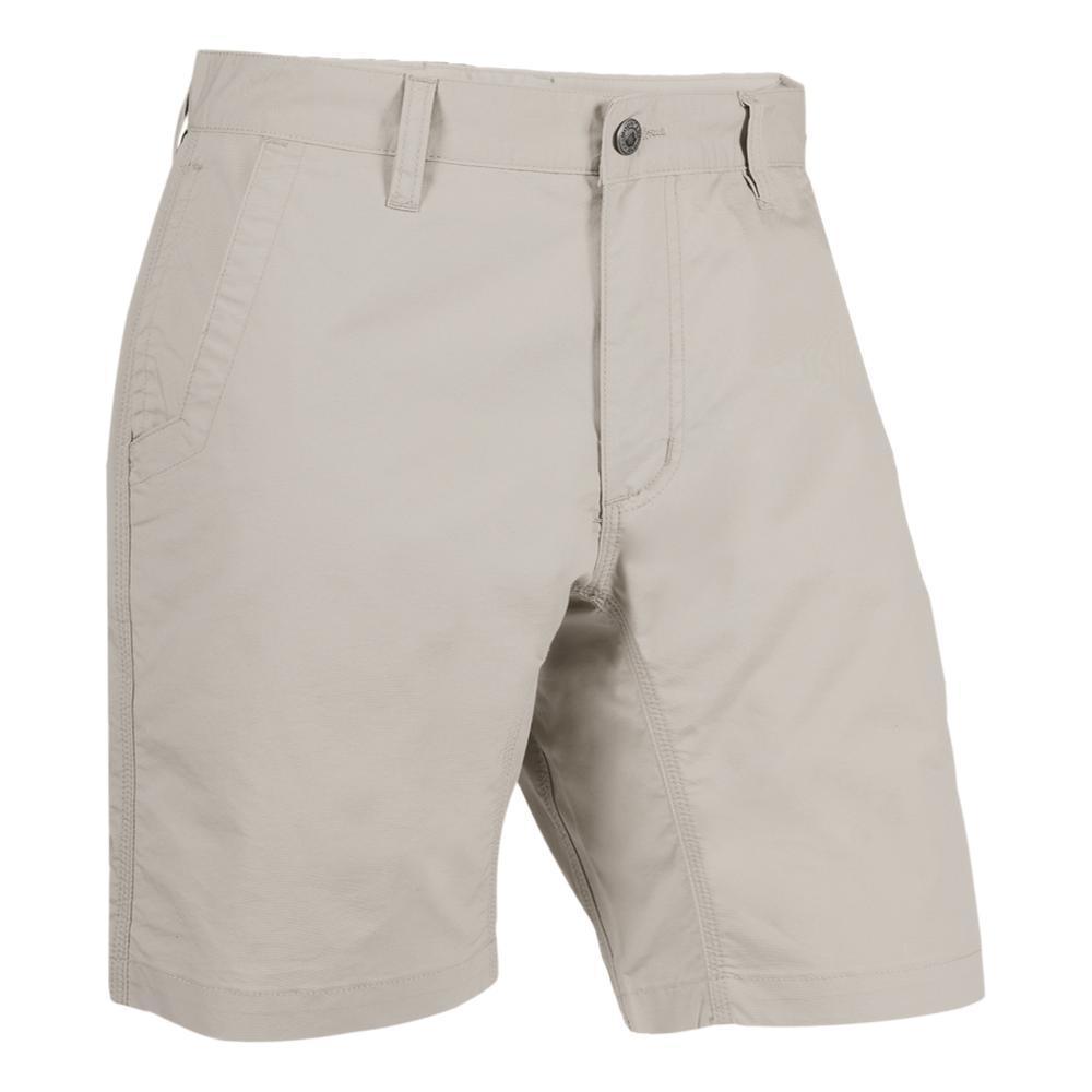 Mountain Khakis Men's Stretch Poplin Shorts Relaxed Fit - 10in Inseam OATMEAL_158